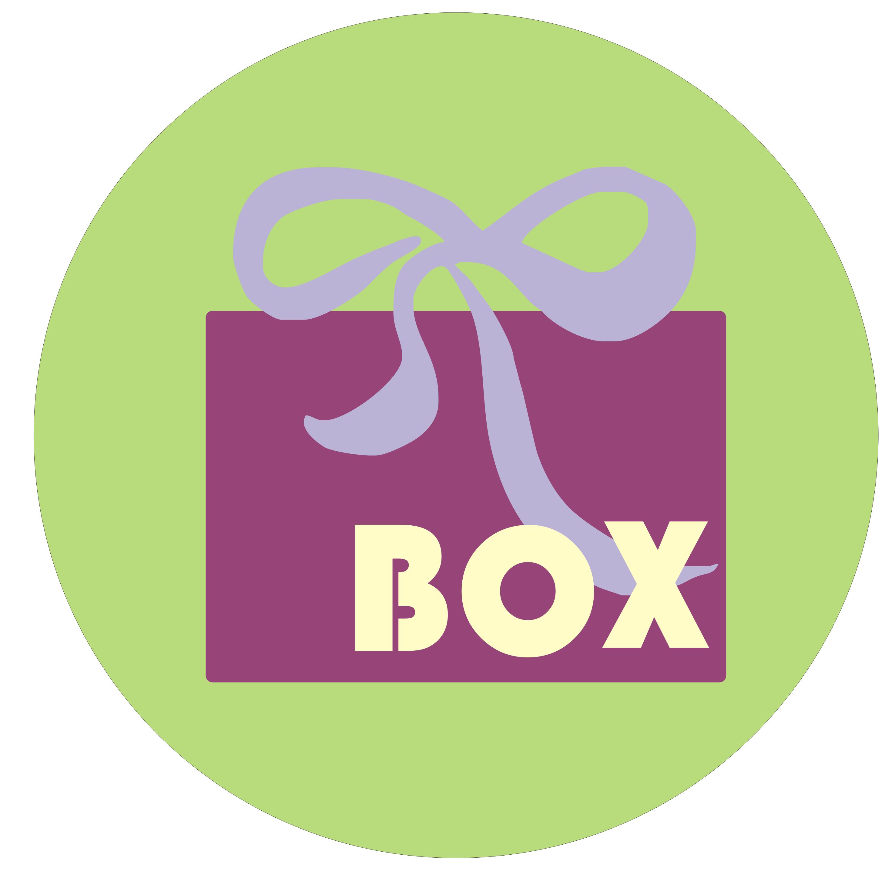 【BOX天作之盒】贈品包裝牛皮紙盒