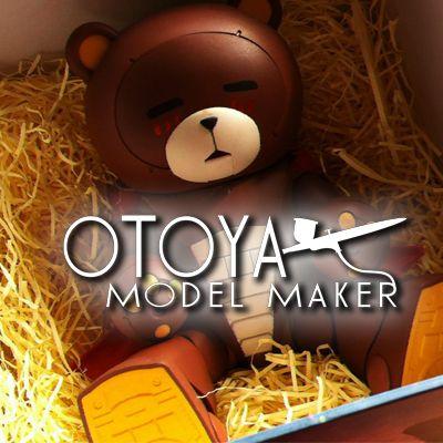 【OTOYA模型工坊】委託洽詢