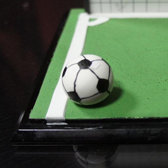 足球娃娃手工制作